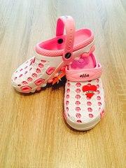Новые женские сабо сандалии кроксы для подростков и взрослых